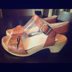 Summer is here! Dansko sandals—Never worn!
